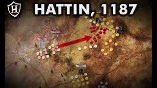 Download Battle of Hattin, 1187 - Saladin's Greatest Victory - معركة حطين Video