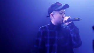 Download Huckleberry P - Rap Badr Hari + 분신 @ 분신5 151129 Video