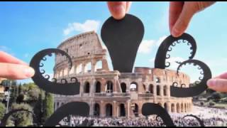 Download Using Paper Cutouts To Turn Famous Landmarks Into Art 10+ New Pics Video