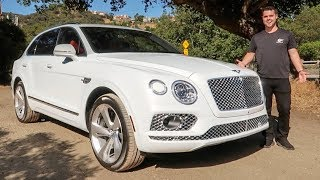 Download Is The Bentley Bentayga The ULTIMATE SUV For $259,000? Video