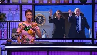 Download Melania Trump ontwijkt manlief Donald wederom! - RTL LATE NIGHT Video