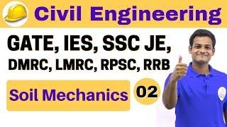 Download 3:00 PM | Civil by Nikhil Sir | Day #02 | Soil Mechanics Video