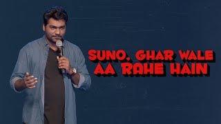 Download Suno, gharwale aa rahe hai! - Zakir Khan Video