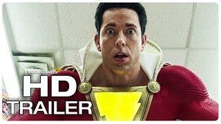 Download SHAZAM Official Trailer #1 (NEW 2019) Superhero Movie HD Video