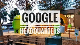 Download Google Mountain View Headquater Video