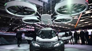 Download Italdesign Airbus PopUp at the Geneva International Motor Show 2017 Video