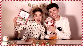 Download Disastrous Brownie Baubles with Mark | Zoella Video