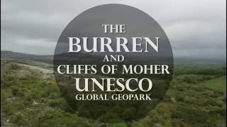 Download The Burren and Cliffs of Moher UNESCO Global Geopark Video