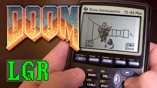 Download LGR - ″Doom″ on a Calculator! [Ti-83 Plus Games Tutorial] Video