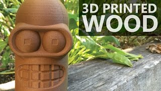 Download Filamentive WOOD PLA Review Video