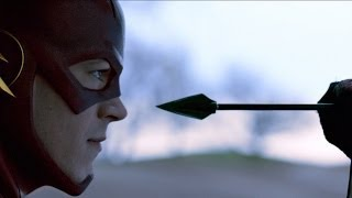 Download The Flash - Teaser - Arrow Meets The Flash Video