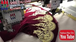 Download SARL TAJ EMB TAJ 608+8 طريقة عمل الفتلة على المكنة Video