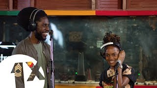 Download 1Xtra in Jamaica - Chronixx & Koffee - Real Rock Riddim Video