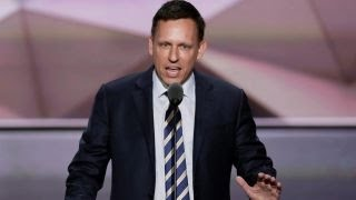 Download Can Peter Thiel turn California red? Video