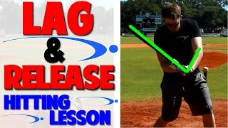 Download Increase Torque With Massive Bat Lag | Baseball Hitting Drill (Pro Speed Baseball) Video