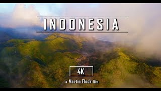 Download INDONESIA by Drone (4K) Video