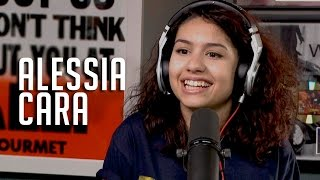 Download Alessia Cara talks being Awkward, a Loner, Meeting Drake, her Vices & Sings Live! Video