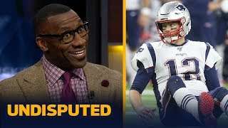 Download Shannon Sharpe thinks Tom Brady's mediocre play is holding the Patriots back | NFL | UNDISPUTED Video