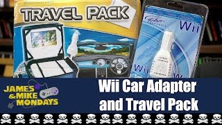 Download Wii Car Adapter and Travel Pack - James & Mike Mondays Video
