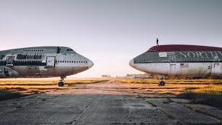 Download FOUND ABANDONED BOEING 747'S AND 727'S! Video