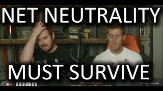 Download Net Neutrality Must Survive. - Wan Show Nov. 24 2017 Video
