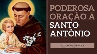 Download PODEROSA ORAÇÃO A SANTO ANTÔNIO Video