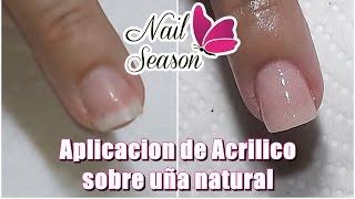 Download Acrilico en uñas naturales para principiantes base completa Video