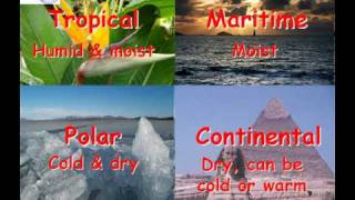 Download Air Masses - Making weather for all Video