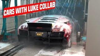 Download CAR WASH DESTROYS MY LAMBORGHINI *CARS WITH LUKE* Video