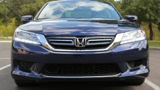 Download 2014 Honda Accord Hybrid - First Drive Video