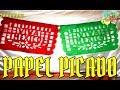 Download Como hacer papel picado Viva México   Especial de Septiembre fiesta Mexicana Video