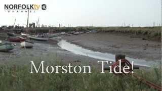 Download Morston Tide! - Blakeney Point - Beans Seal Trips Video