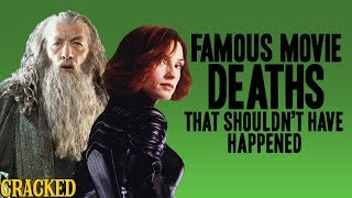 Download Famous Movie Deaths That Shouldn't Have Happened (Lord Of The Rings, X-Men) Video