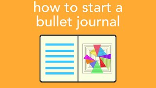 Download how to start a bullet journal Video