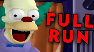 Download The Simpsons Hit & Run All Story Missions Speedrun in 1:31:31 Video