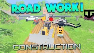 Download Farming Simulator 2015 - Road Construction PT1 Video