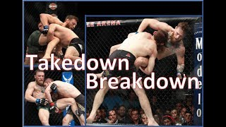 Download Conor v Khabib - MMA Takedown Breakdown Video