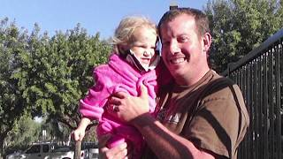 Download ″Hi Daddy!″ - How Taylor Survived a Horrific Car Accident Video