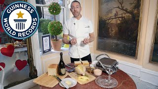 Download How to make the most expensive sandwich - Guinness World Records Video