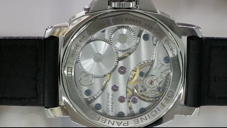 Download Panerai Watch Repair and Service Video