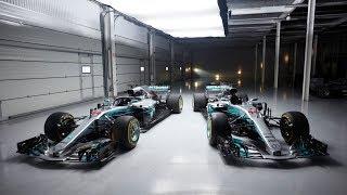 Download 2018 vs. 2017 Mercedes F1 Car Explained Video