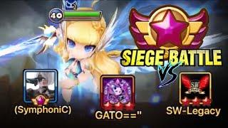 Top Tier G3 Guild War vs Guccira - Summoners War Free