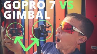 Download GoPro Hero 7 HyperSmooth vs Gimbal   Which won?   NOT even Close Video