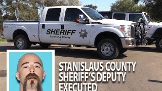 Download Press Conference: Stanislaus County Sheriff's Deputy Executed Video
