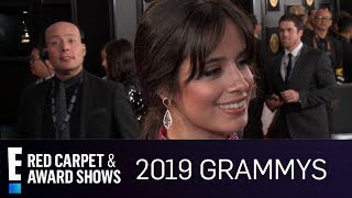 Download Camila Cabello Has Her ″Whole Squad″ at 2019 Grammys   E! Red Carpet & Award Shows Video
