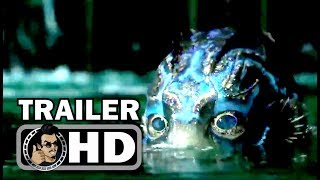 Download THE SHAPE OF WATER Official Trailer (2017) Guillermo Del Toro Thriller Movie HD Video
