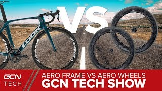 Download Aero Frame Vs Aero Wheels - What's The Best Upgrade?   GCN Tech Show Ep. 41 Video