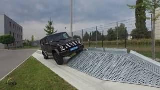 Download Mercedes-Benz G Class Plant in Graz, Austria Video