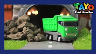 Download The strong heavy vehicles l Tayo's Sing Along Show 1 l Tayo in real life #6 l Tayo the Little Bus Video