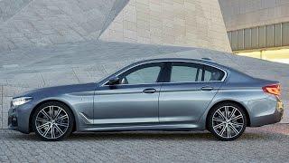 Download 2017 BMW 5 Series G30 - New Design Video